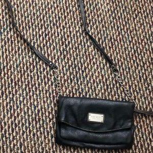 Black Nine West minibag